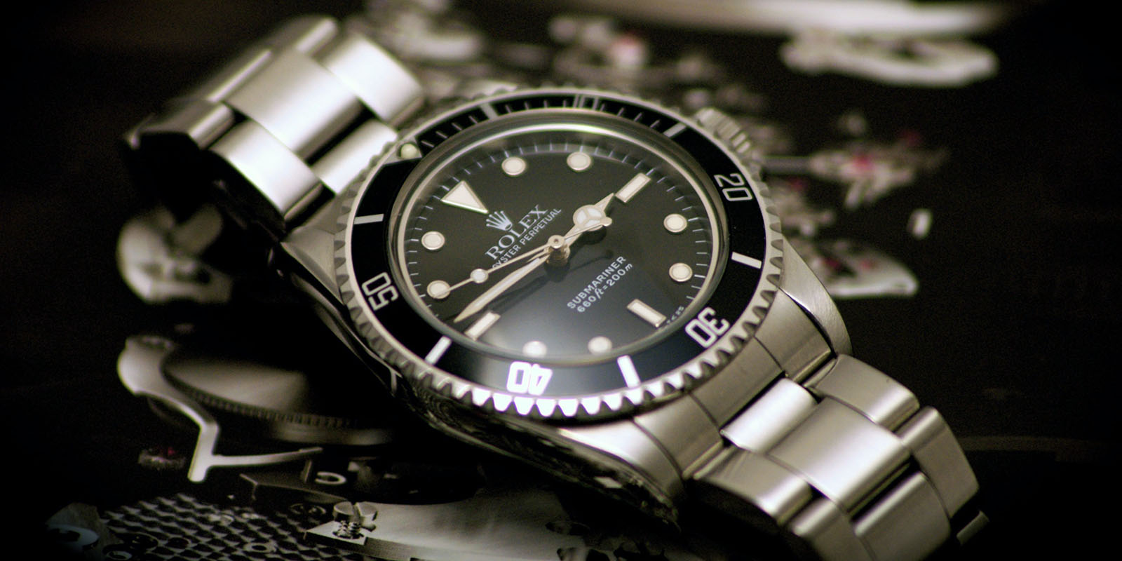 Compro Rolex Submariner Fleming - Contattaci per un preventivo